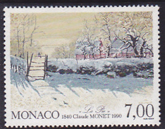 Monaco 1990  N°  1747  Neuf ** - Monaco