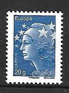 France 2011 - Yv N° 4567 ** - Marianne De Beaujard - Francia