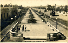 ARGENTINA - MENDOZA - ALAMEDA - COL. FAJARDO RP 1918 Arg36 - Argentina