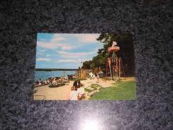 VIRELLES Le Lac Et La Plaine De Jeux  Carte Postale CPSM Voyagée Province Du Hainaut - België