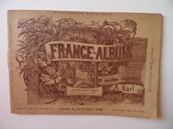 FRANCE-ALBUM Arrondissement De NICE ALPES-MARTIME Publication Mensuelle Paniconographie ASPREMONT UTELLE CIMIEZ - Livres, BD, Revues