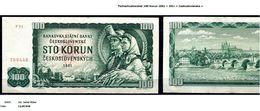 Tschechoslowakei 100 Korun T 32 1961 - Händlerpreis 12 EUR Bei Mir Zu Ab 1,20 EUR - Tchécoslovaquie
