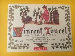 3313 - Vincent Tourel Calvet - Rouges