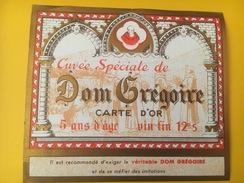 3320 - Cuvée Spéciale De Dom Grégoire Carte D'Or - Rouges