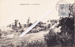 ANDERLUES - Le Chênoy - Superbe Carte - Anderlues