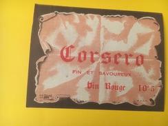3322 - Corsero Fin Et Savoureux - Rouges