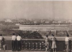 MOSCOW-MOSCOU- V.I.Lenin-Central Stadium In Luzhniki - Unused Around 1957 - Russia