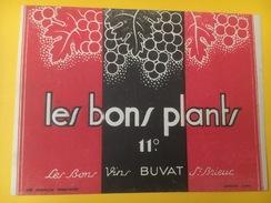 3324 - Les Bons Plants - Rouges