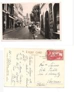 M4163 Gibilterra 1950 Stamp Viaggiata - Gibilterra