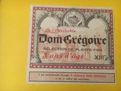 3327 - Le Véritable Dom Grégoire - Rouges