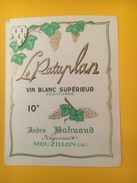 3328 - Le Rataplan - Blancs