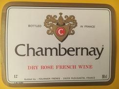 3330 - Chambernay - Rosés