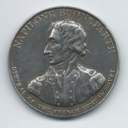 Napoleon In Egypt 1799, Silver Medal, Very Rare - Royaume-Uni