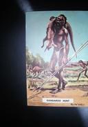 CPA Australia : KANGAROO HUNT - Aborigènes