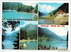 U1031 LAC DE MONTRIOND HOTEL RESTAURANT LE BOUT DU LAC   ( PAS  CIRCULE) - Zonder Classificatie