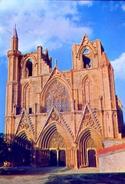 Cyprus - St.nicolas Cathedral - Famagusta Centuary - Formato Grande Non Viaggiata - E - Cipro