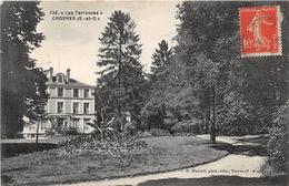 """CROSNES - """"Les Terrasses"""" - France"""