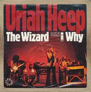 "7"" Single, Uriah Heep, The Wizard - Rock"