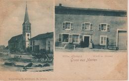 57 - MERTEN - 2 VUES - CARTE RARE - Other Municipalities