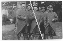 1914-1915 / PHOTO / 69e RIT ( CHATELLERAULT )/ PIERREFITTE(93) ? CAMP RETRANCHE PARIS / 69e REGT INFANTERIE TERRITORIALE - Oorlog, Militair