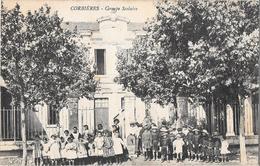 CORBIERES --Le Groupe Scolaire - Francia