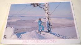 Scotland Cairngorms Ni Poma Over Loch Morlich PSO00574 DRG J Arthur Dixon - Posted 1988 - Inverness-shire