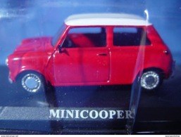 Mini Cooper 1/43 : Die Cast Display Model - Cars & 4-wheels