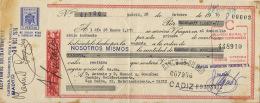 LETRA DE CAMBIO  AÑO 1970 - Letras De Cambio
