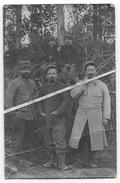 1914 - 1915 / CARTE PHOTO / 130e RIT ( MARMANDE  ) / 130e REGIMENT D' INFANTERIE TERRITORIALE - War, Military