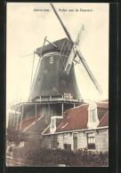 AK Amsterdam, Molen Aan De Baarsjes, Windmühle - Windmolens