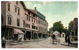17657  MA North Adams  Corner Of Main And Ashland Streets - United States