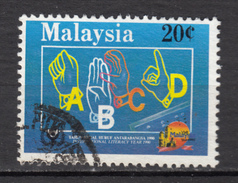 Malaysie, Malaysia, Language Signé, Sign Language, Main, Hand, Sourd, Deaf, Handicaps, Handicapé, Handicapped, Braille, - Handicaps