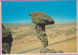 Usa °° Idaho - Near Castkeford - Balance Rock - écrite 1965  **  LUXE - Etats-Unis