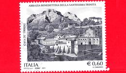 ITALIA - Usato - 2011 - Abbazia Della Santissima Trinità Di Cava De´ Tirreni  - 0,60 €