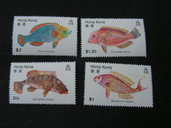 HK Fische ** MNH - Collections, Lots & Séries