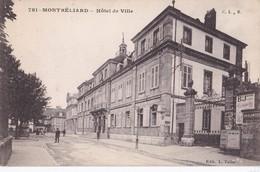 781 MONTBELIARD                               Hotel De Ville - Montbéliard