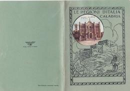 Copertina-le Regioni D'italia -calabria- Reggio Calabria Ilduomo. - Non Classificati