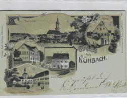 Kühbach- Alte AK  (k2249   ) Siehe Bild