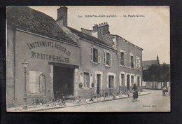 """45  Meung Sur Loire / La Haute Croix / Instruments Agricoles """"Breton Grelier"""" - Autres Communes"""