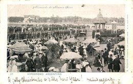 ARGENTINA - BUENOS AIRES - HIPODROMO 1903  Arg99 - Argentina