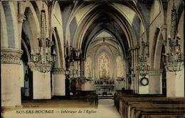 14  NOYERS BOCAGE  Intérieur De L' église - France