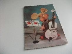 TOPO GIGIO CON VIOLINO MARGHERITA - Giochi, Giocattoli