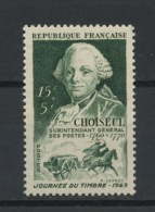 FRANCE -  CHOISEUL - N° Yvert 828** - France