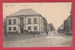 Anderlues - Place Communale - 1909 ( Voir Verso ) - Anderlues