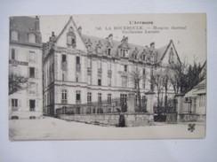 CPA LA BOURBOULE - Hospice Thermal Guillaume Lacoste 19.. Animée T.B.E. L' AUVERGNE - La Bourboule