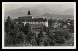 [024] Eberndorf Mit Hammaberg, ~1950, Bez. Völkermarkt, Ohne Verlagsangaben - Österreich