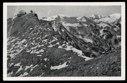 [024] Hannoverhaus Gegen Glocknergruppe, Dat. 1947, Bez. Spitall A.d. Drau, Verlag Schimann (Klagenfurt) - Altri