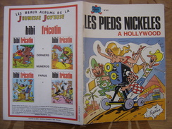 1981 LES PIEDS NICKELES A HOLLYWOOD 83 Pellos - Pieds Nickelés, Les