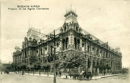 ARGENTINA - BUENOS AIRES - PALACIO DE LAS AGUAS CORRIENTES Arg131 - Argentina