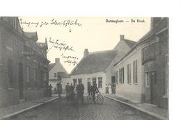 Dentergem Duitse Postkaart Beschreven Door Duitse Soldaat WO I - Dentergem